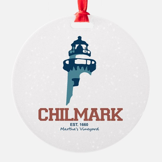 Chilmark - Caped Cod. Ornament