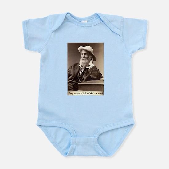 Walter Walt Whitman American Poet Essayi Body Suit