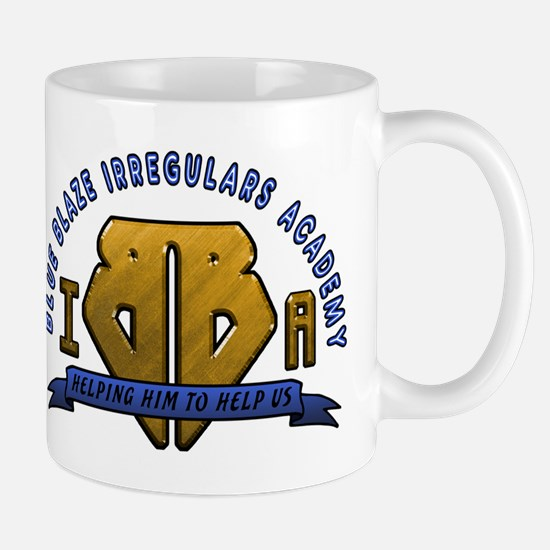 Blue Blaze Academy Mug