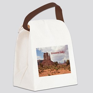 Monument Valley, Utah, USA 2 (cap Canvas Lunch Bag