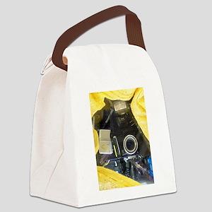 I Love My Kodak Camera. Canvas Lunch Bag