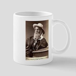 Walter Walt Whitman American Poet Essayist US Mugs