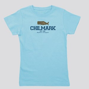Chilmark - Caped Cod. Girl's Tee