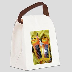 KODAK Is The Kindest. Canvas Lunch Bag