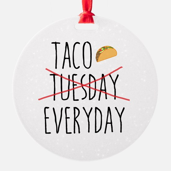 Unique Tacos Ornament