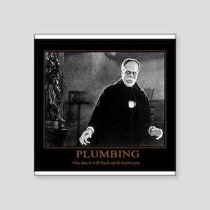 Phantom of the Opera Plumbing Meme Sticker