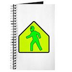 Alien Crossing Journal