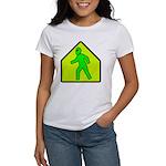 Alien Crossing Women's T-Shirt