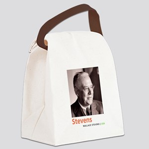 Wallace Stevens American Modernis Canvas Lunch Bag