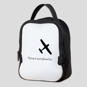 Plane Fun 1407044 Neoprene Lunch Bag