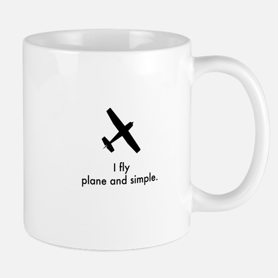 Plane and Simple 1407042 Mugs