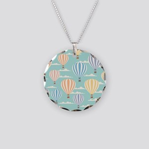 Hot Air Balloons Necklace