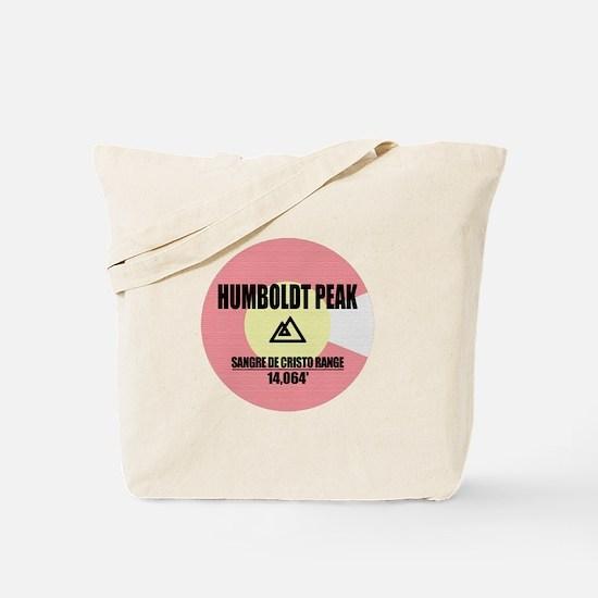 Humboldt Peak Tote Bag