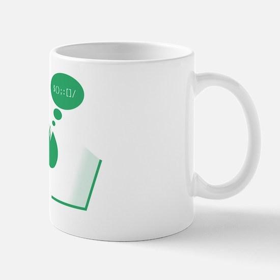 Cute Javascript Mug