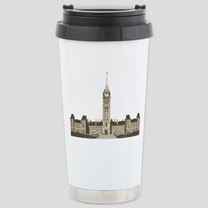 The Peace Tower Stainless Steel Travel Mug