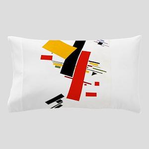 Kazemir Malevich Soviet Russian Artist Pillow Case