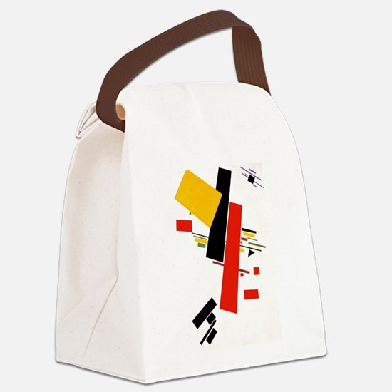 Kazemir Malevich Soviet Russian A Canvas Lunch Bag