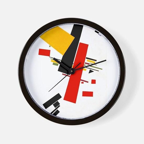 Kazemir Malevich Soviet Russian Artist Wall Clock