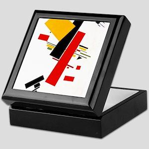 Kazemir Malevich Soviet Russian Artis Keepsake Box