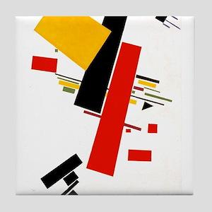 Kazemir Malevich Soviet Russian Artis Tile Coaster
