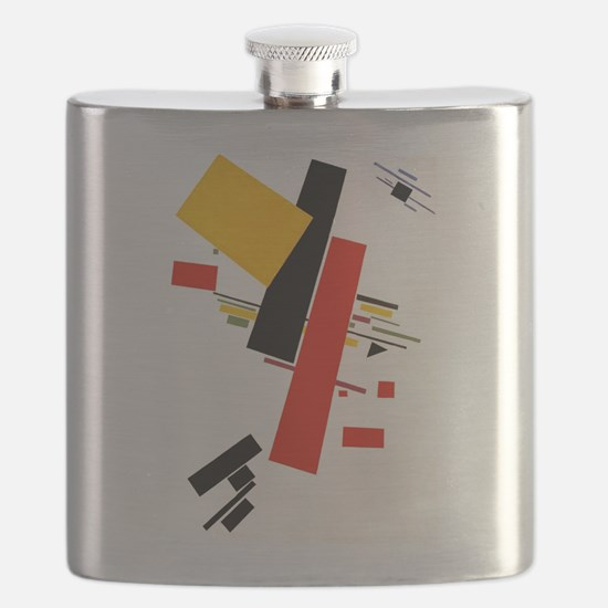 Kazemir Malevich Soviet Russian Artist Avant Flask