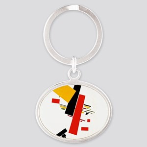 Kazemir Malevich Soviet Russian Artist A Keychains