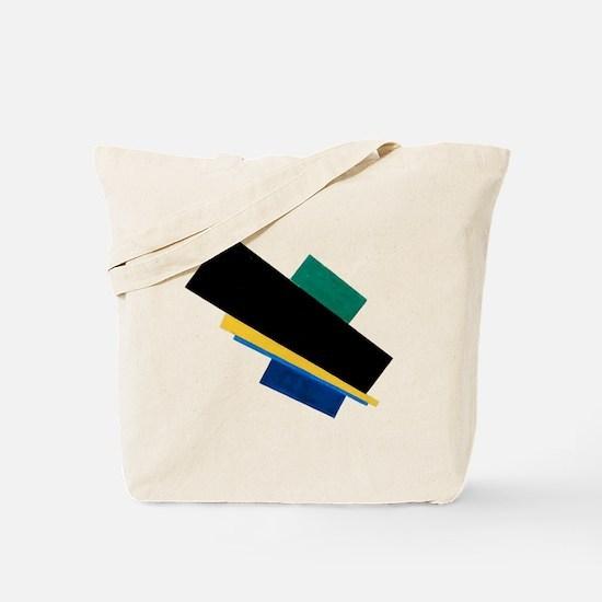 Cute Malevich Tote Bag