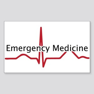 Emergency Medicine Sticker