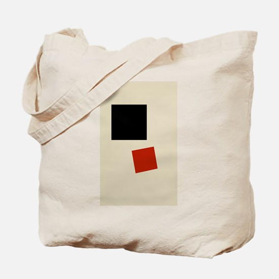 Malevich T-shirt geometric Abstract Art P Tote Bag