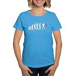 Superhero Evolution Women's Dark T-Shirt