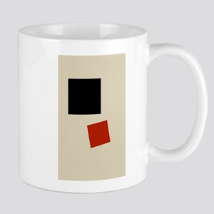 Malevich T-shirt geometric Abstract Art Paint Mugs