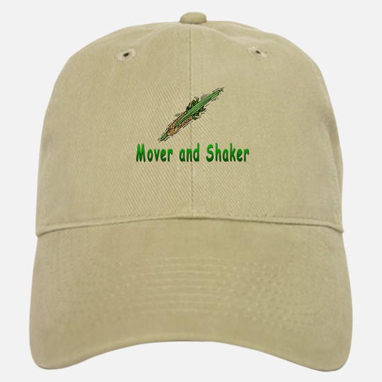 Mover and shaker. Baseball Baseball Cap