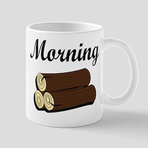 MORNING WOOD Mugs