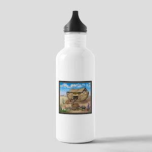 noahs ark cafe press.p Stainless Water Bottle 1.0L