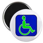 Handicapped Alien Magnet
