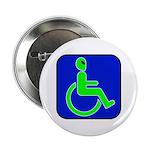 Handicapped Alien Button