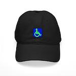 Handicapped Alien Black Cap