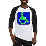 Handicapped Alien Baseball Jersey