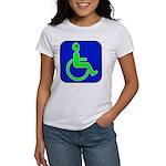 Handicapped Alien Women's T-Shirt