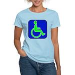 Handicapped Alien Women's Light T-Shirt