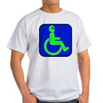 Handicapped Alien Light T-Shirt