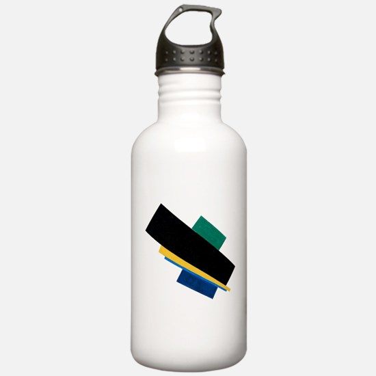 Cool Abstract art Water Bottle