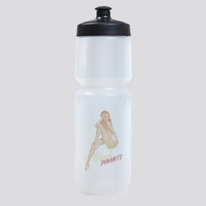 pinup Sports Bottle