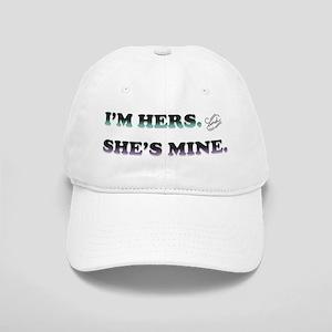 I'm Hers and She's Mine Baseball Cap