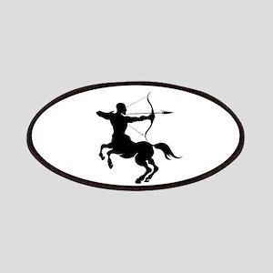 The Centaur Archer Sagittarius Zodiac Patches