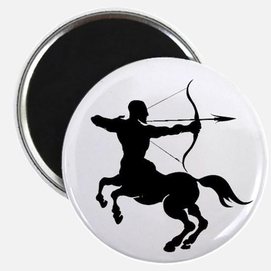 The Centaur Archer Sagittarius Zodiac Magnets