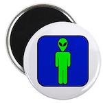 Alien Man Magnet