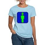 Alien Man Women's Light T-Shirt