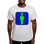 Alien Man Light T-Shirt