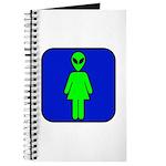 Alien Woman Journal